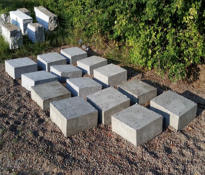 Figure 3: Outdoor Exposure Blocks