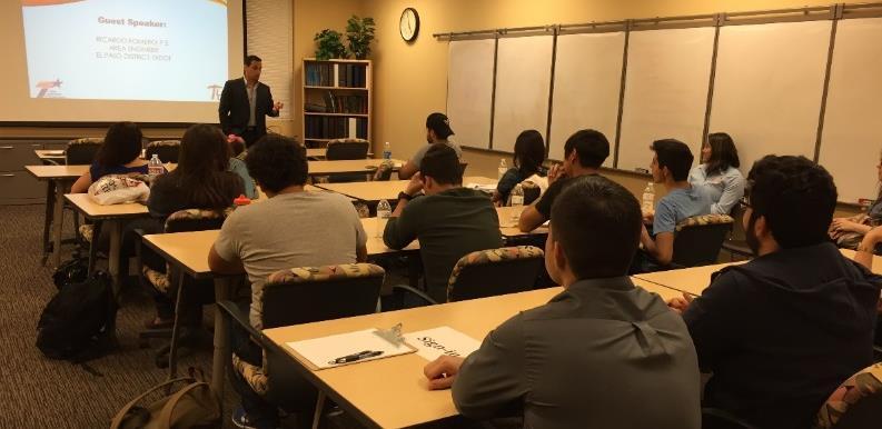Figure 2: Seminar on Smart Mobility by Dr. Yi-Chang Chiu