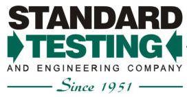 Standard Testing — Southern Plains Transportation Center