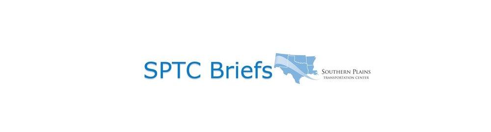 SPTC Briefs Southern Plains Transportation Center