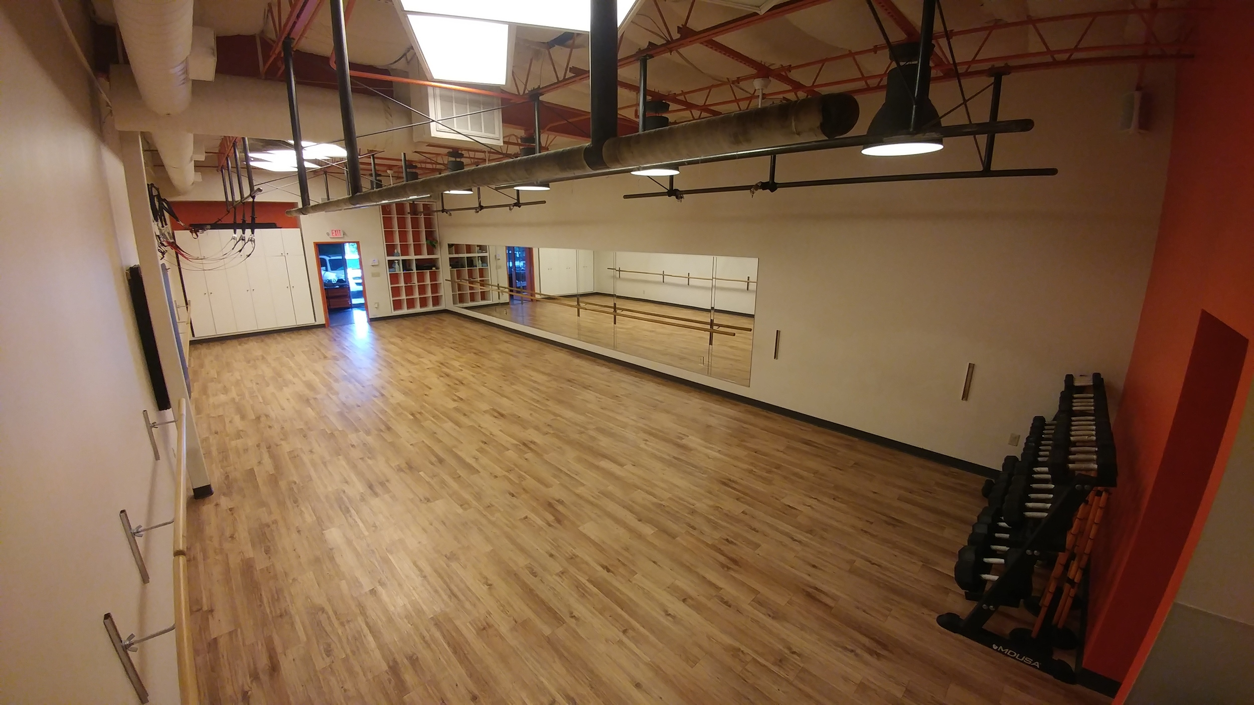 Fitness Space for Rent in Central Austin