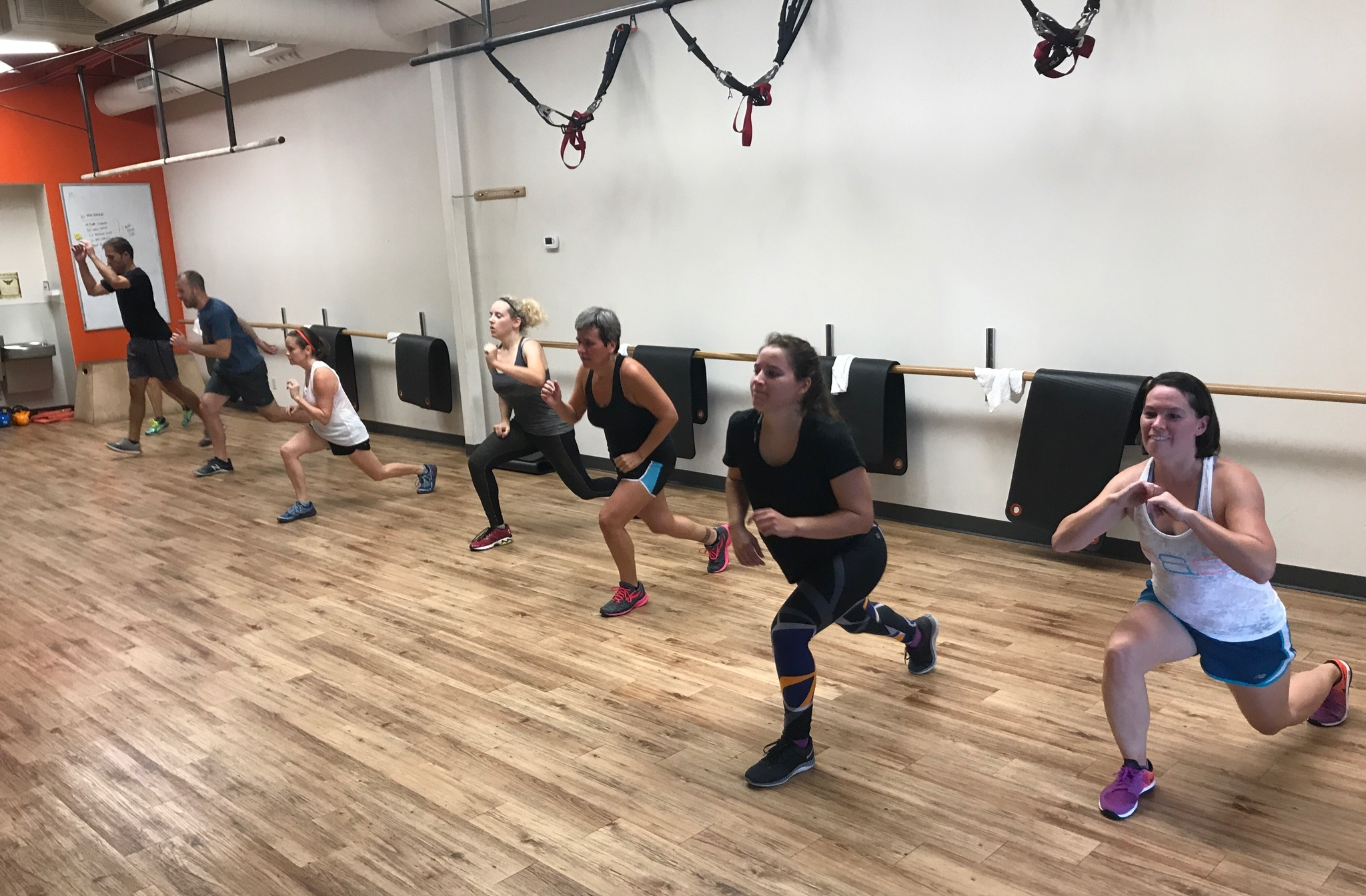 Come Join Us! - First-time clients only, please!FREE 5-class pass for early bird classes that begin before 8AM!Pass is valid for a consecutive 2-week period.Offer ends December 1st.