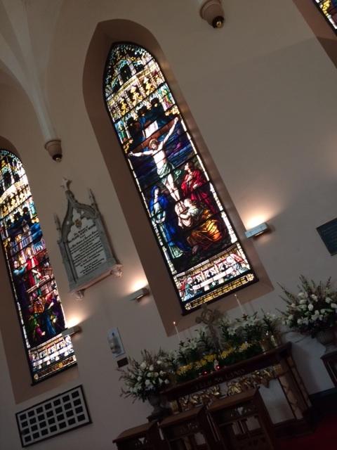 Crucifixion Window - South Transcept - 2014.jpg