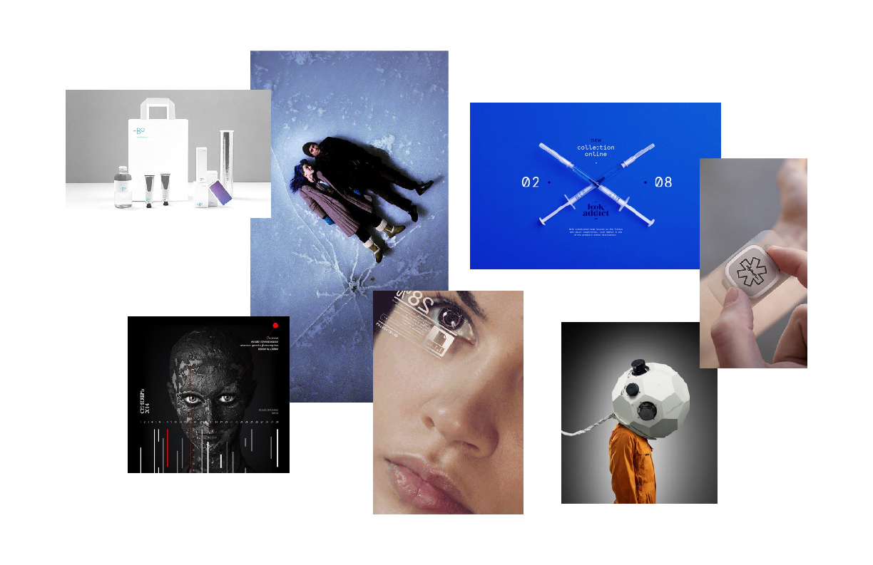 Initial Inspiration - curated on pinterest