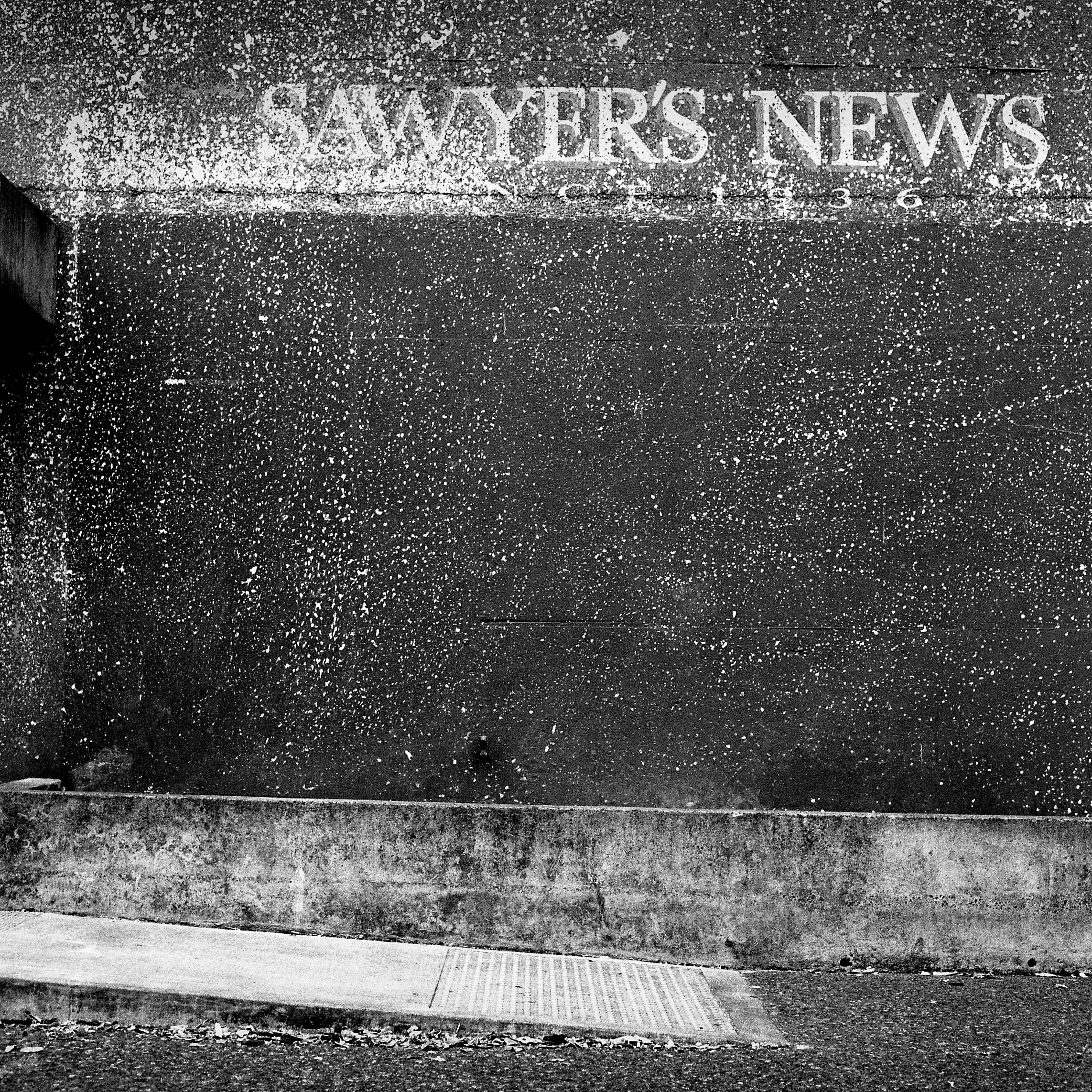 Sawyer's News, Santa Rosa, CA 2018