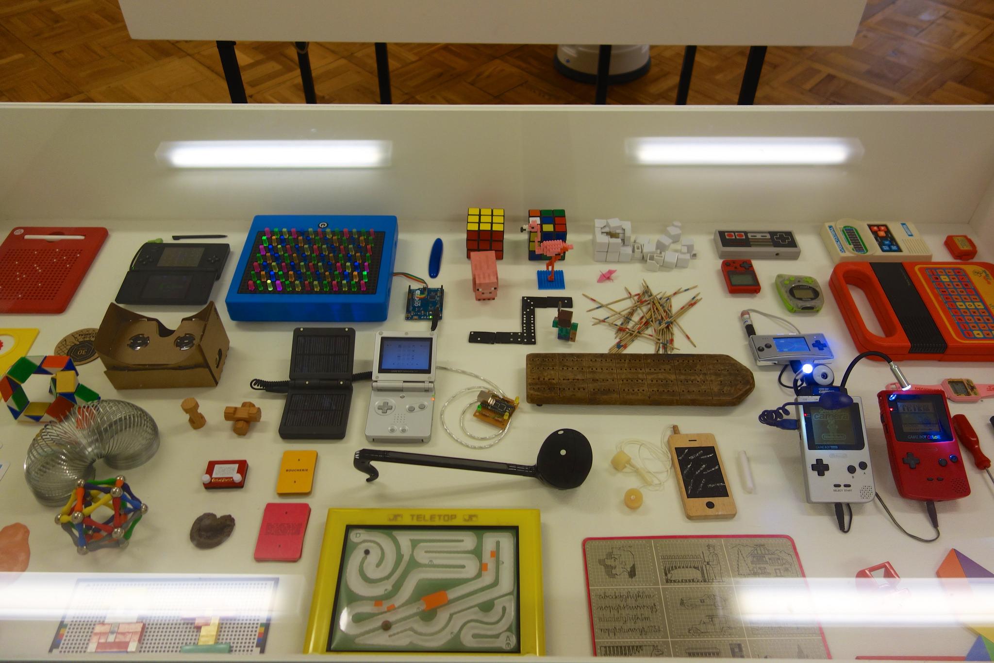 Retrocompatible Museum by Antonin Fourneau and Douglas-Edric Stanley