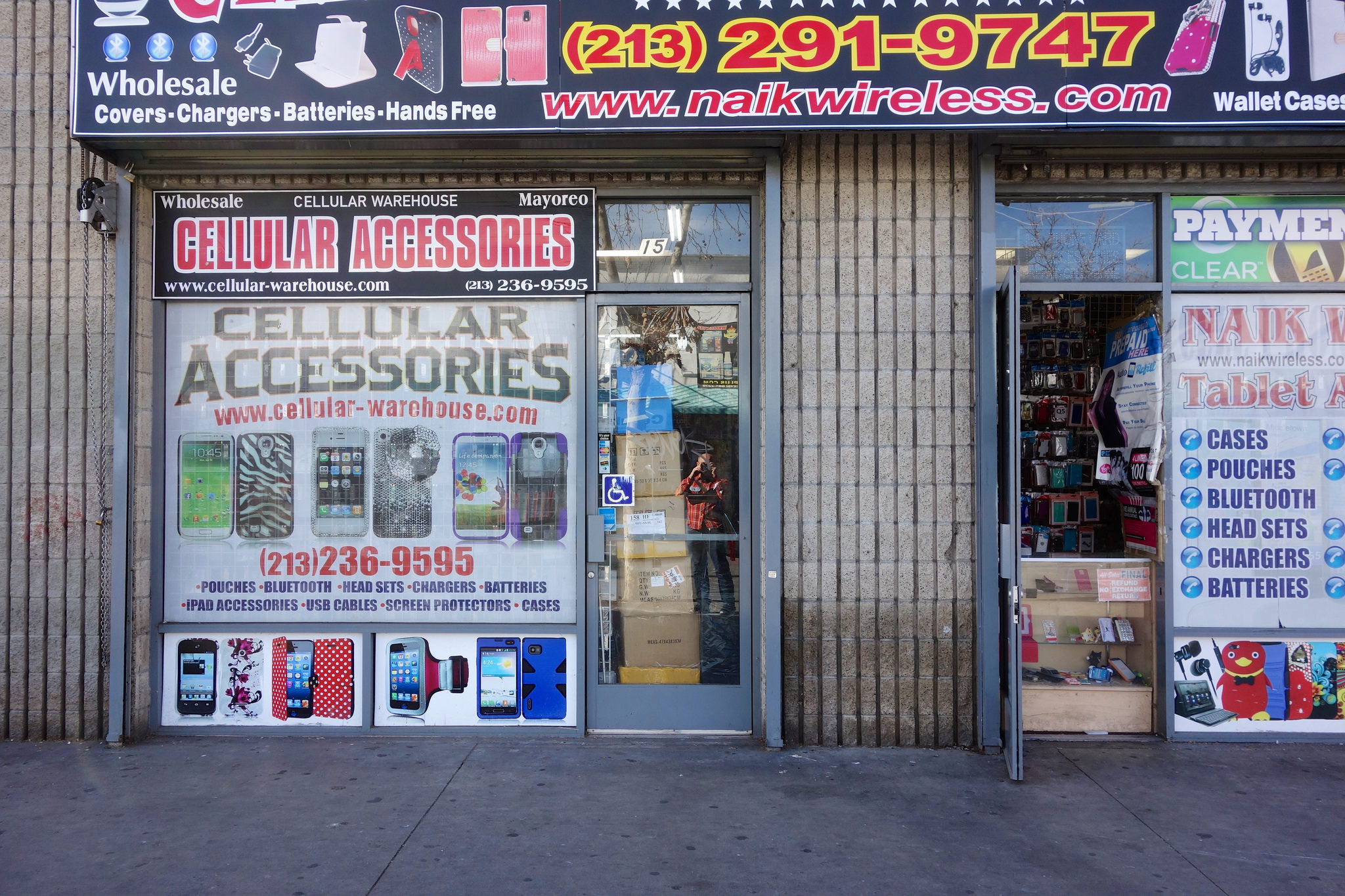 Mobile Phone Repair Shop Downtown Los Angeles Pasta And