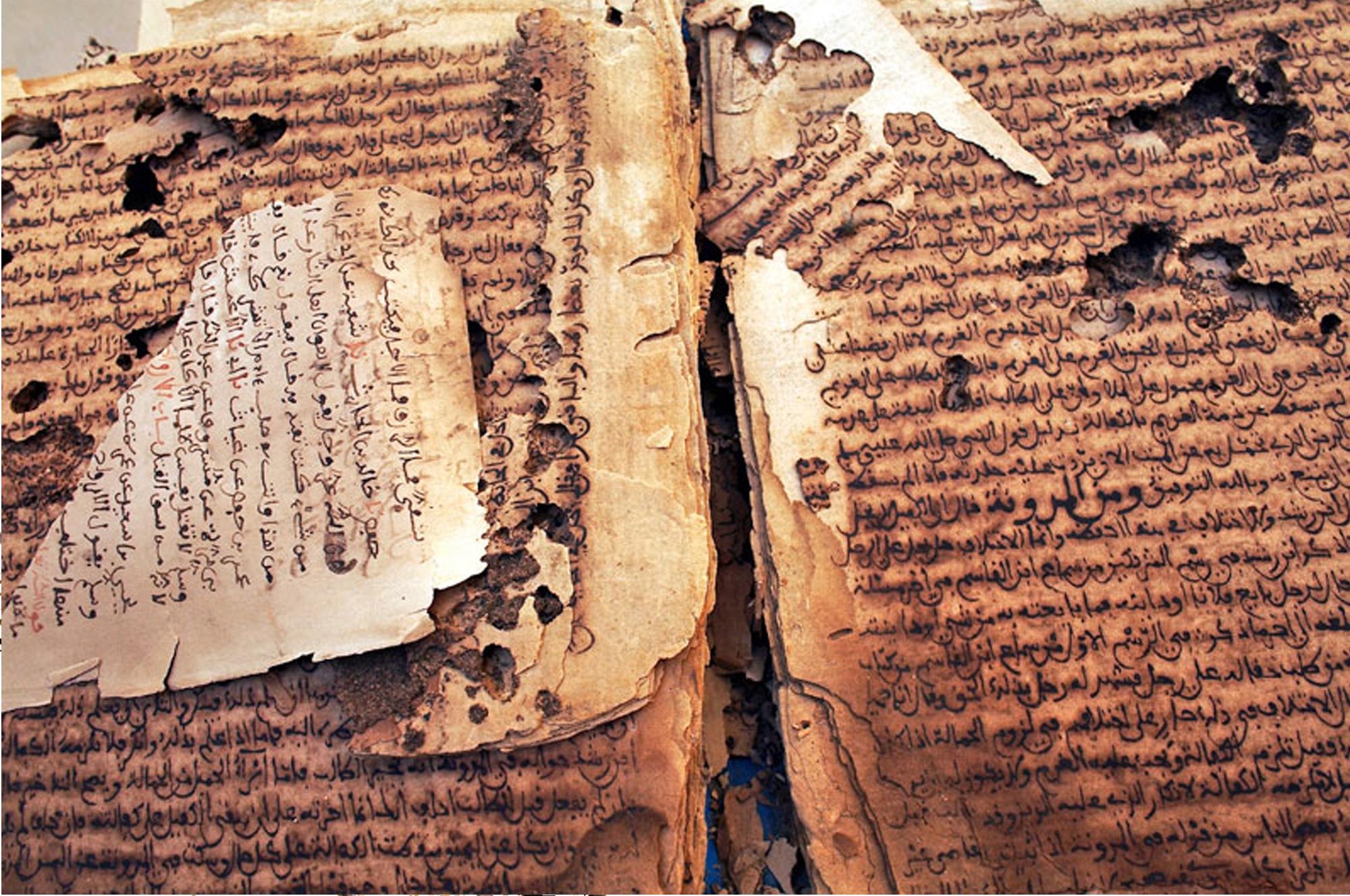 2 blog manuscripts damaged.jpg