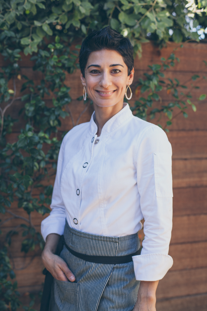 Sepi Kashanian  is the executive chef and founder of MotherOrganica, LLC.  Read more...