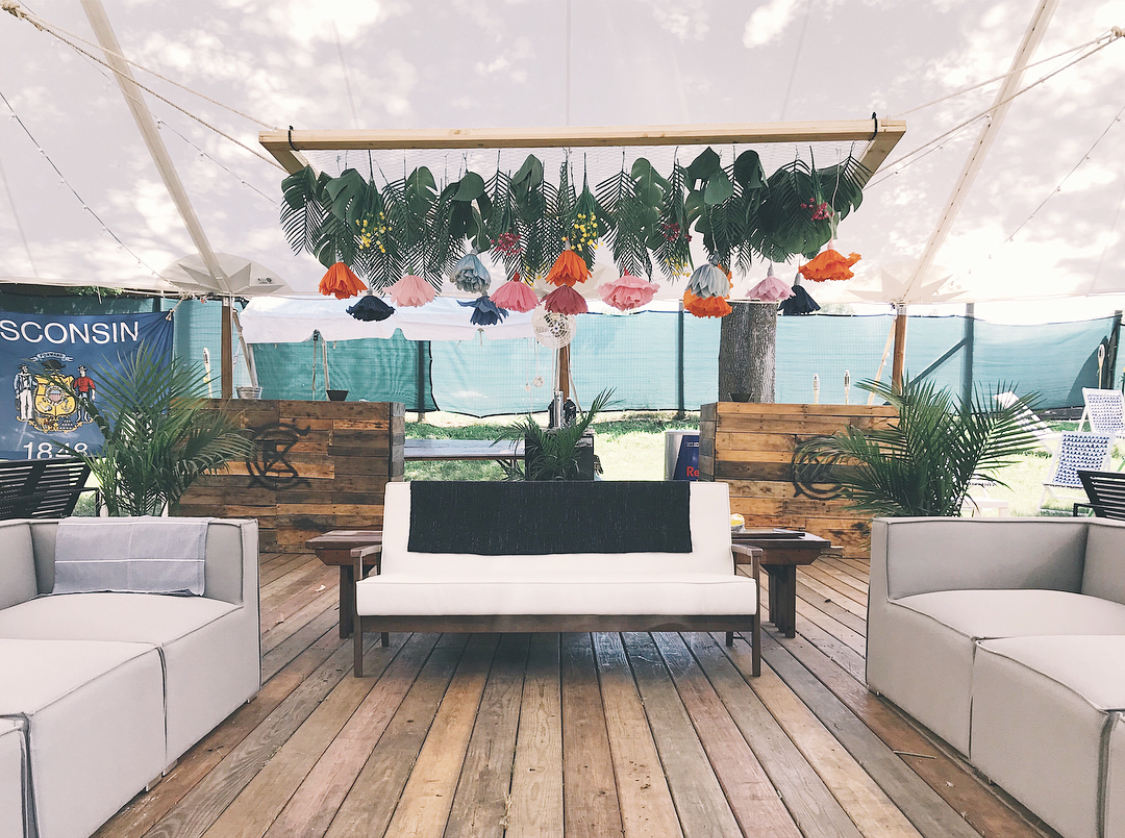 2018 Hang Tent