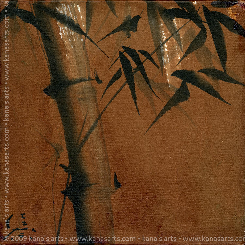 kakishibu bamboo