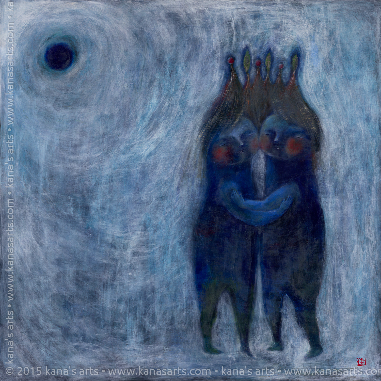 under the indigo moon