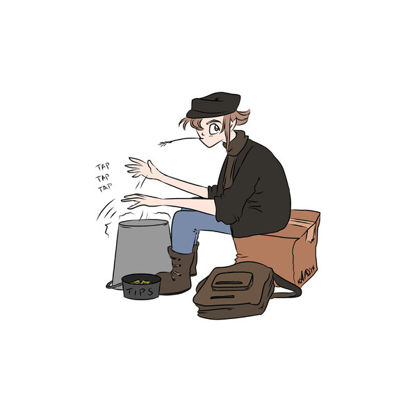Travelling Musician (2014)