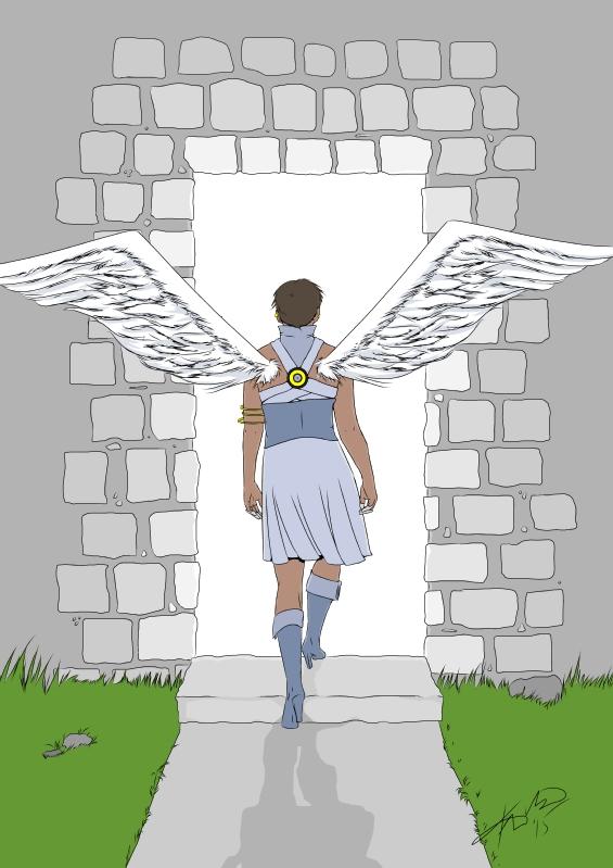Angel of Journey (2015)