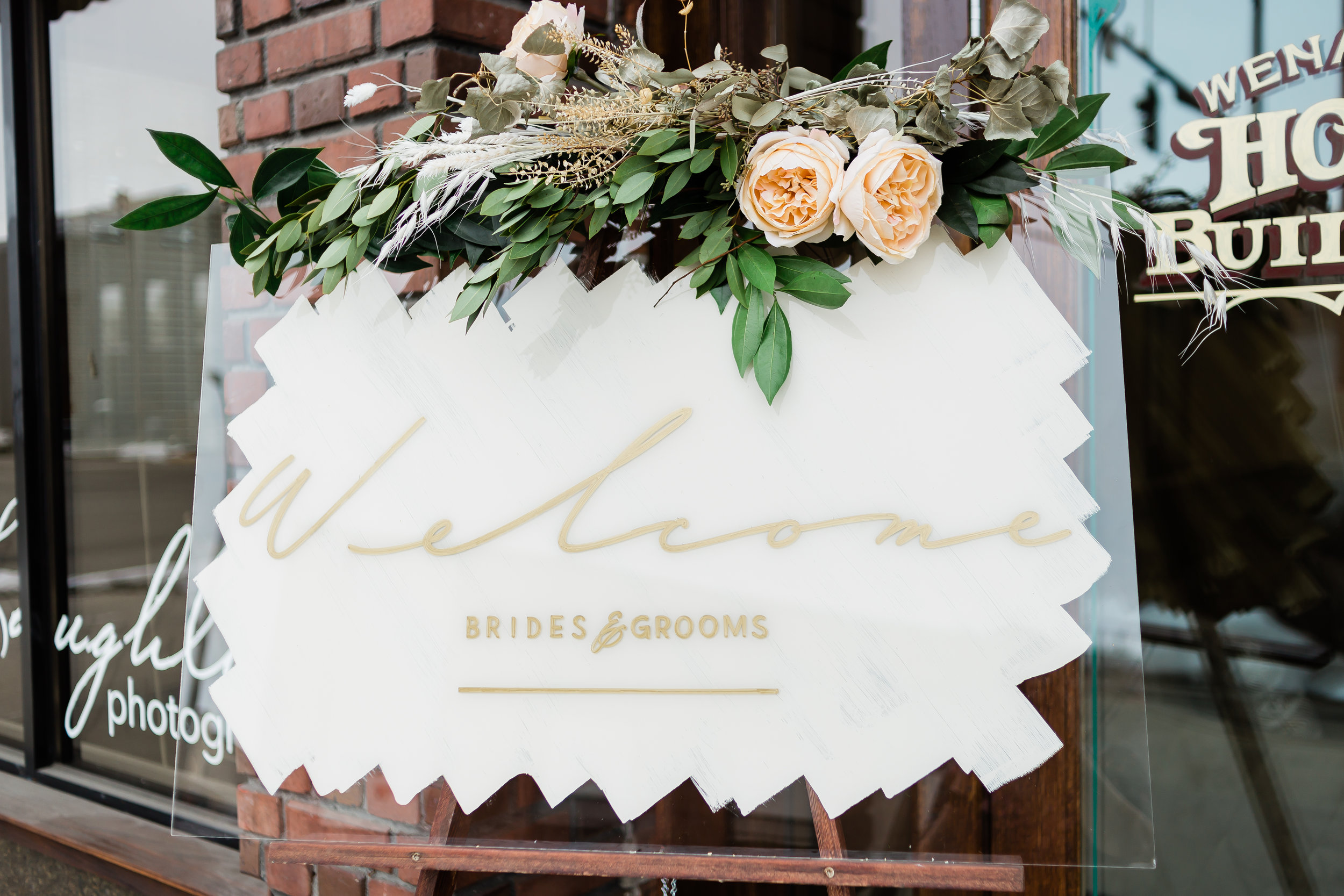 Bride & Groom Meet & Greet with Mistie McLaughlin Photography