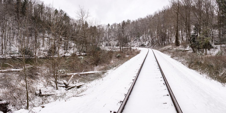 North Toe Tracks