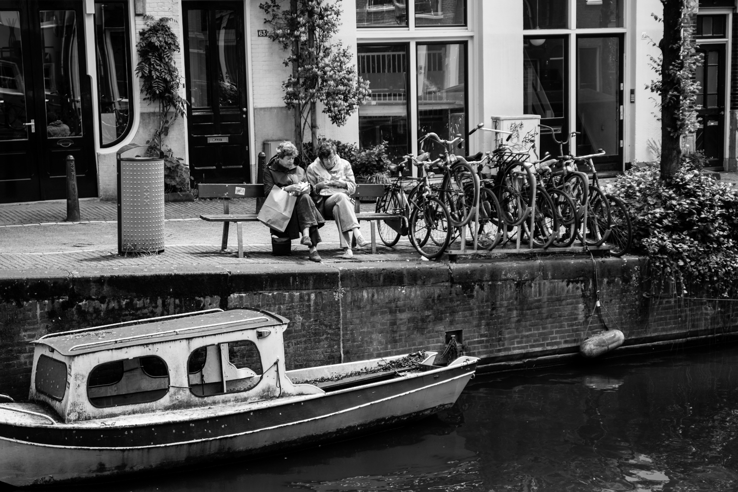 Lunch Break, Amsterdam