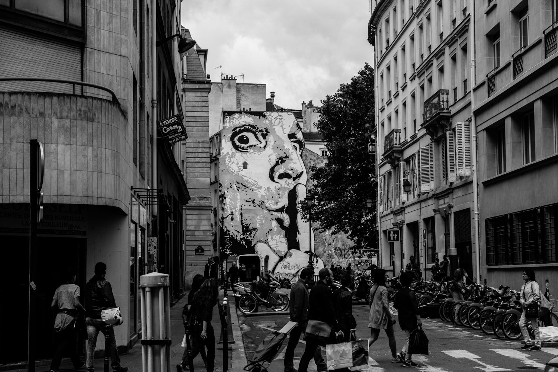 Shhhhh!, Centre Pompidou