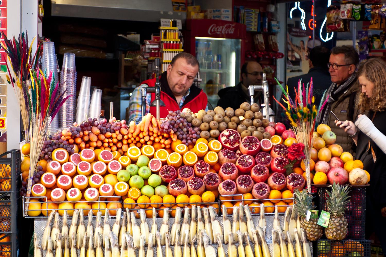 Juice Bar, Istanbul