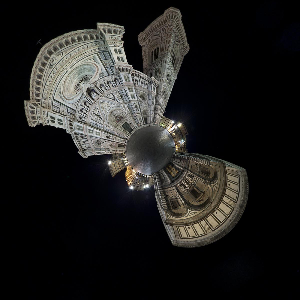 Duomo Night