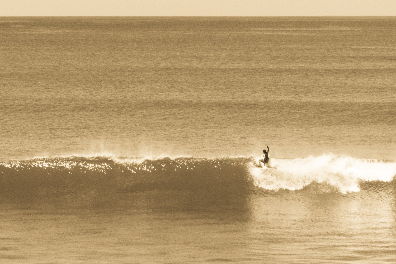 Surfer, Vieques