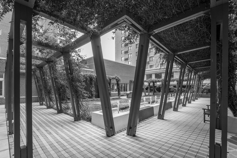 Courtyard, SE