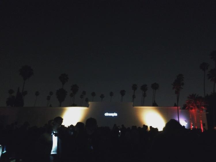 BG Loves LA :: Cinespia