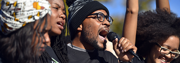 From Mizzou to Yale, college campuses harbor a long and painful history of racism