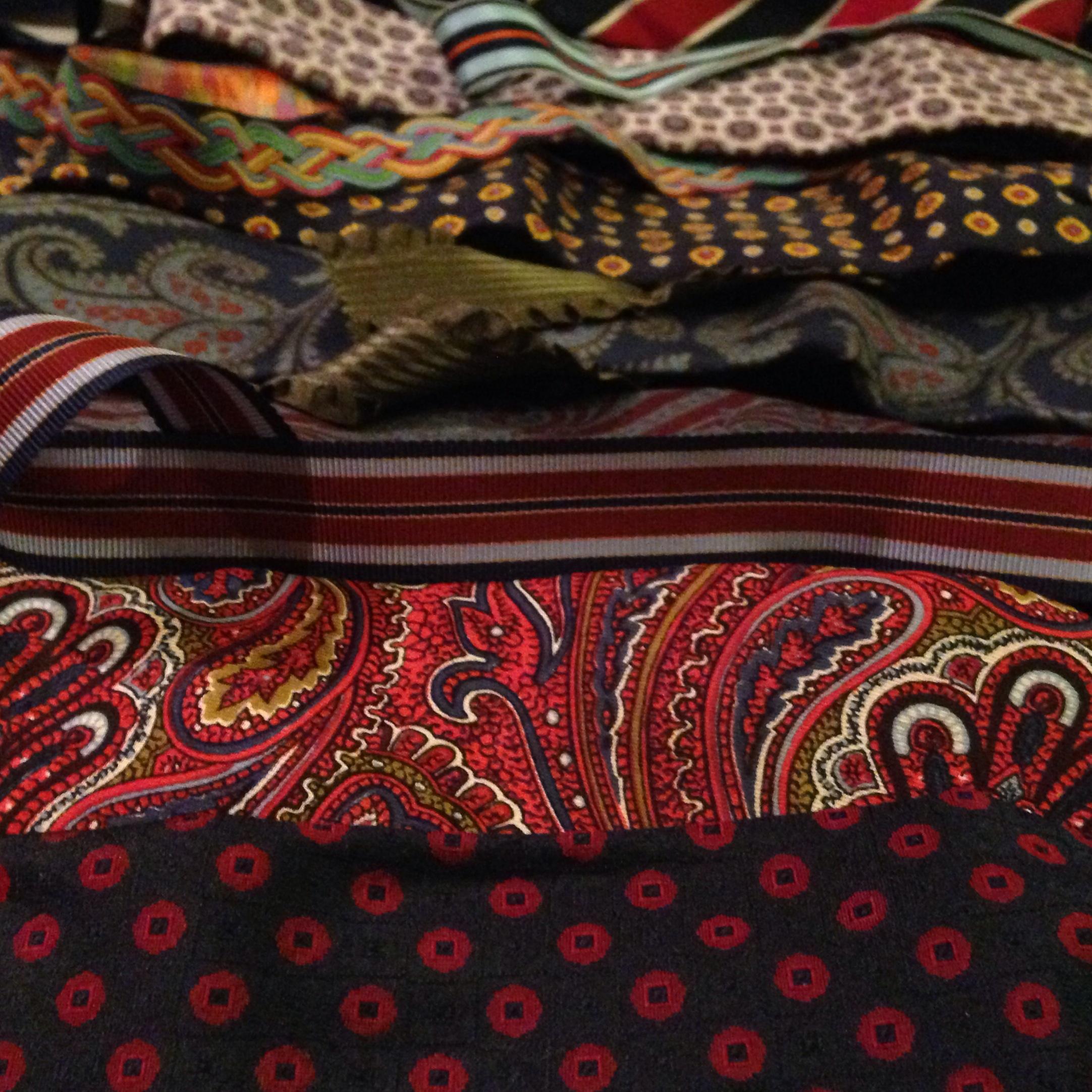 future e.b.friday necktie buckle belts