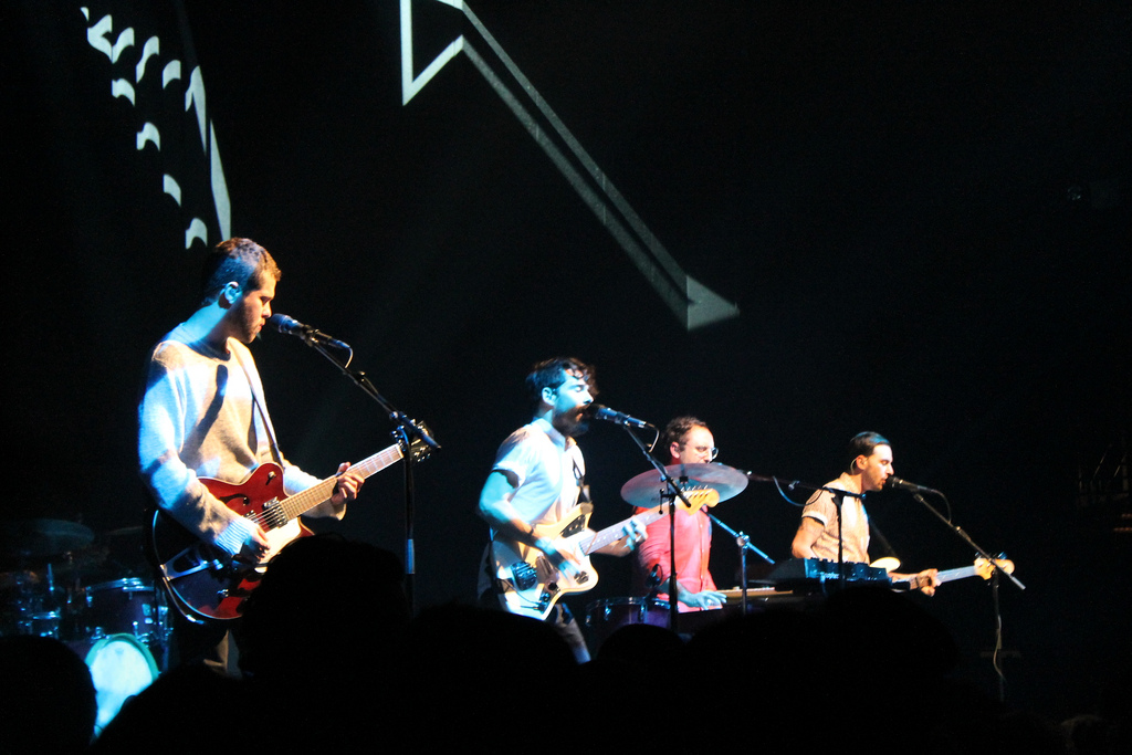 Local Natives at ACL Live at The Moody Theater