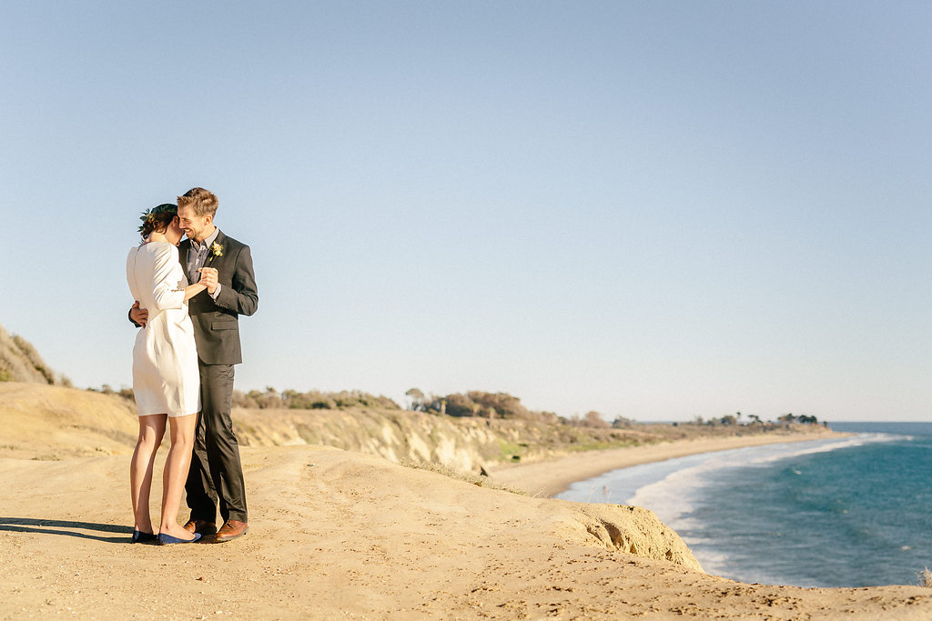 santa-barbara-elopement-wedding-ceremony-bluff-eucalyptus-grove-ellwood-bluffs-beach-ocean-view-planner-coordinator-coordination-elope-rustic-donuts-beer (13).jpg