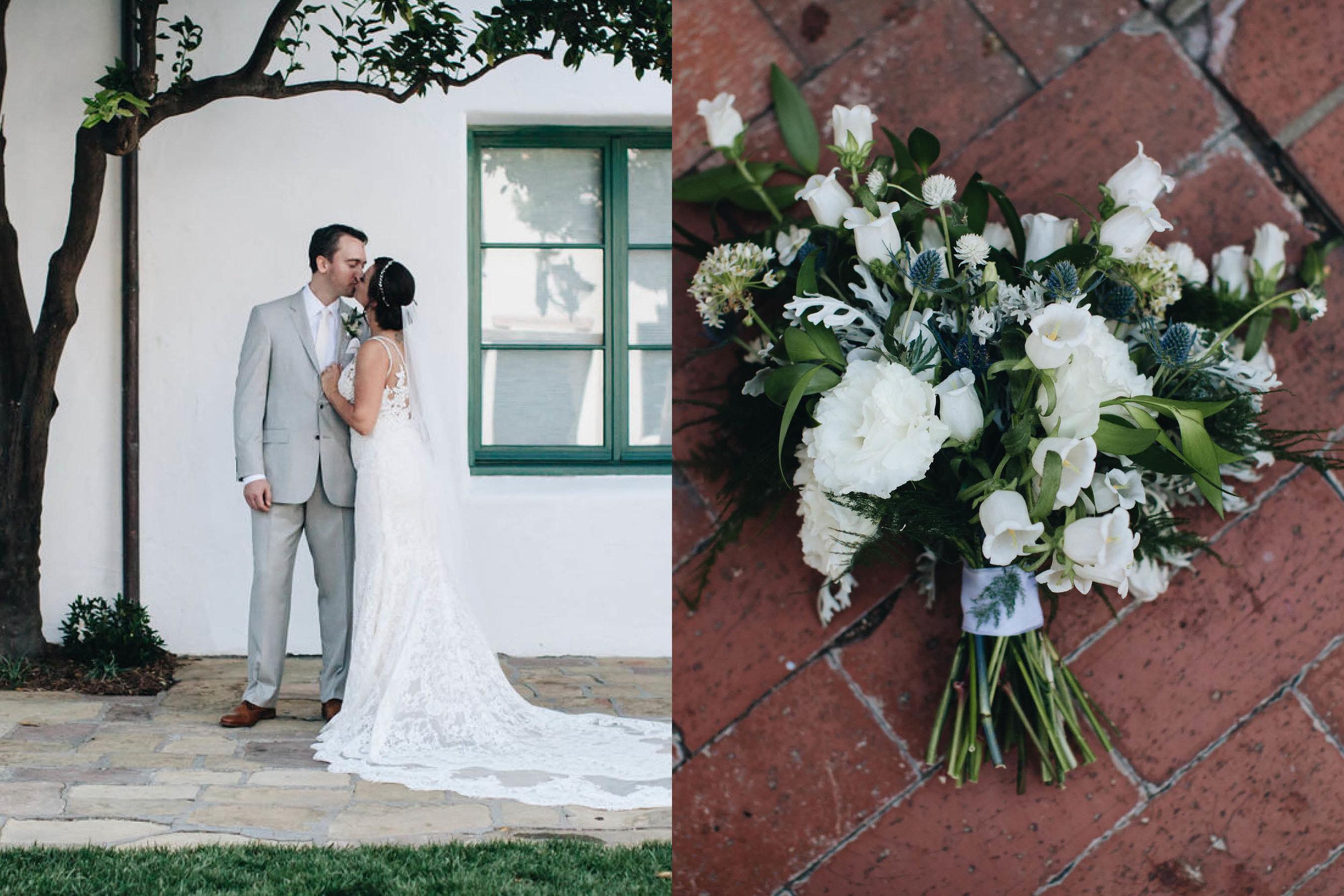 santa-barbara-elopement-wedding-planner-planning-coordination-day-of-coordinator-downtown-garden-oasis-float-spa-fountain-blue-white-event-design-vintage-china (10).jpg