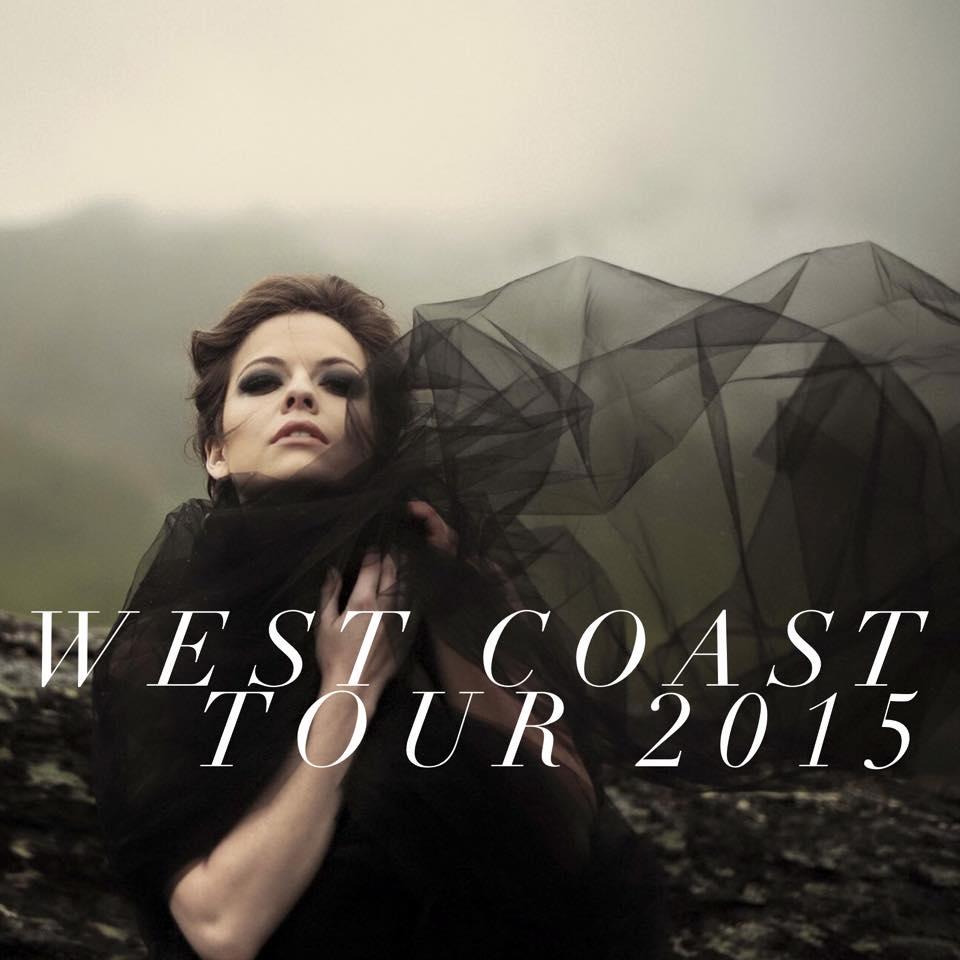 West coast tour || fashion in california, washington, oregon, alaska, british columbia