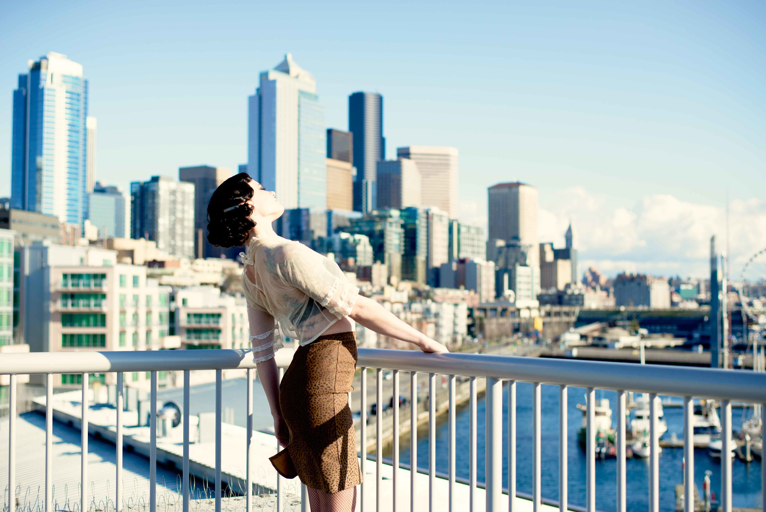 I love Seattle Portraits featuring fashion, beauty, commercial and fashion