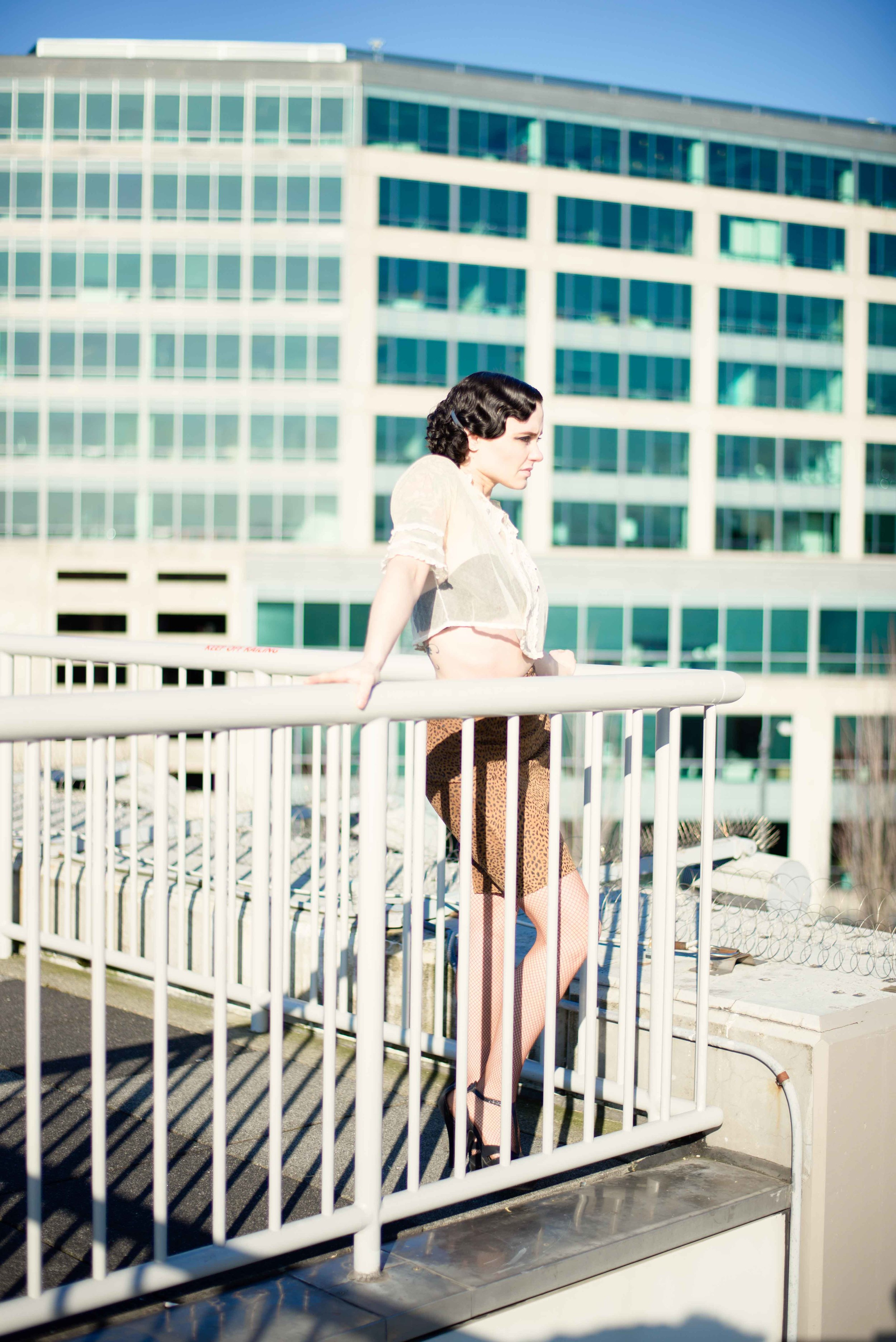 urban photography, high rise apartments Seattle and Bellevue Washington