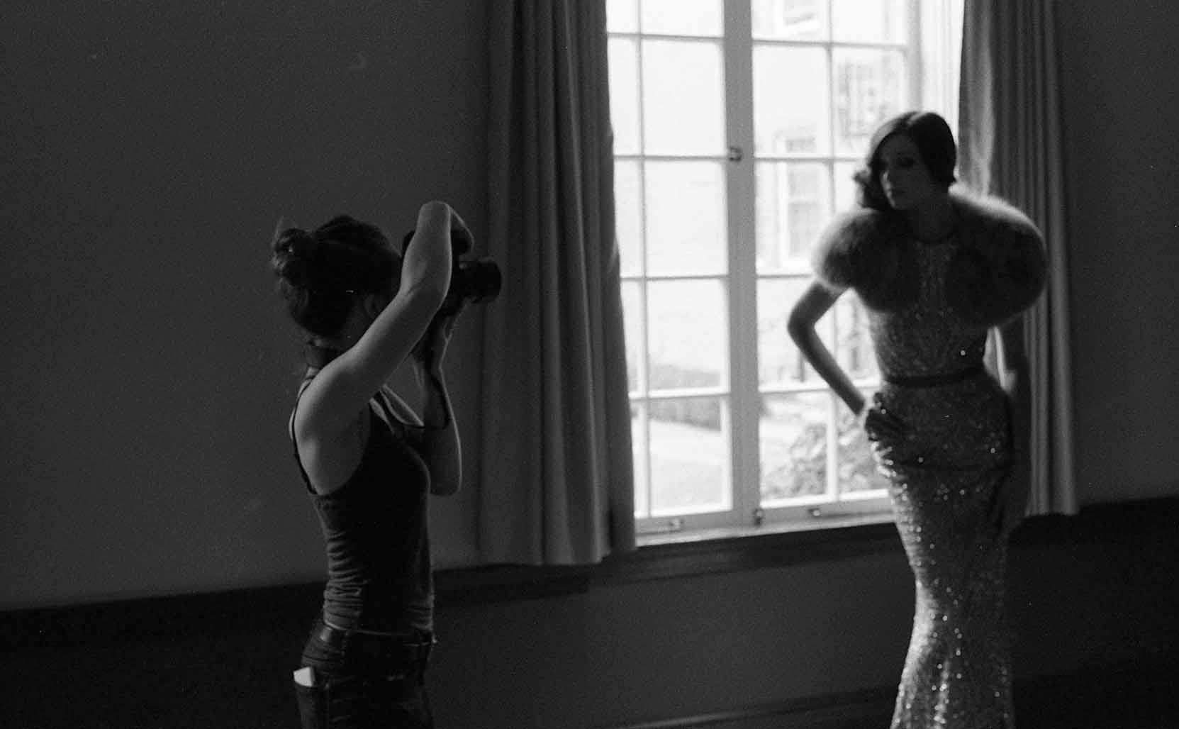 LA Los Angeles Fashion Photographer Behind the Scenes
