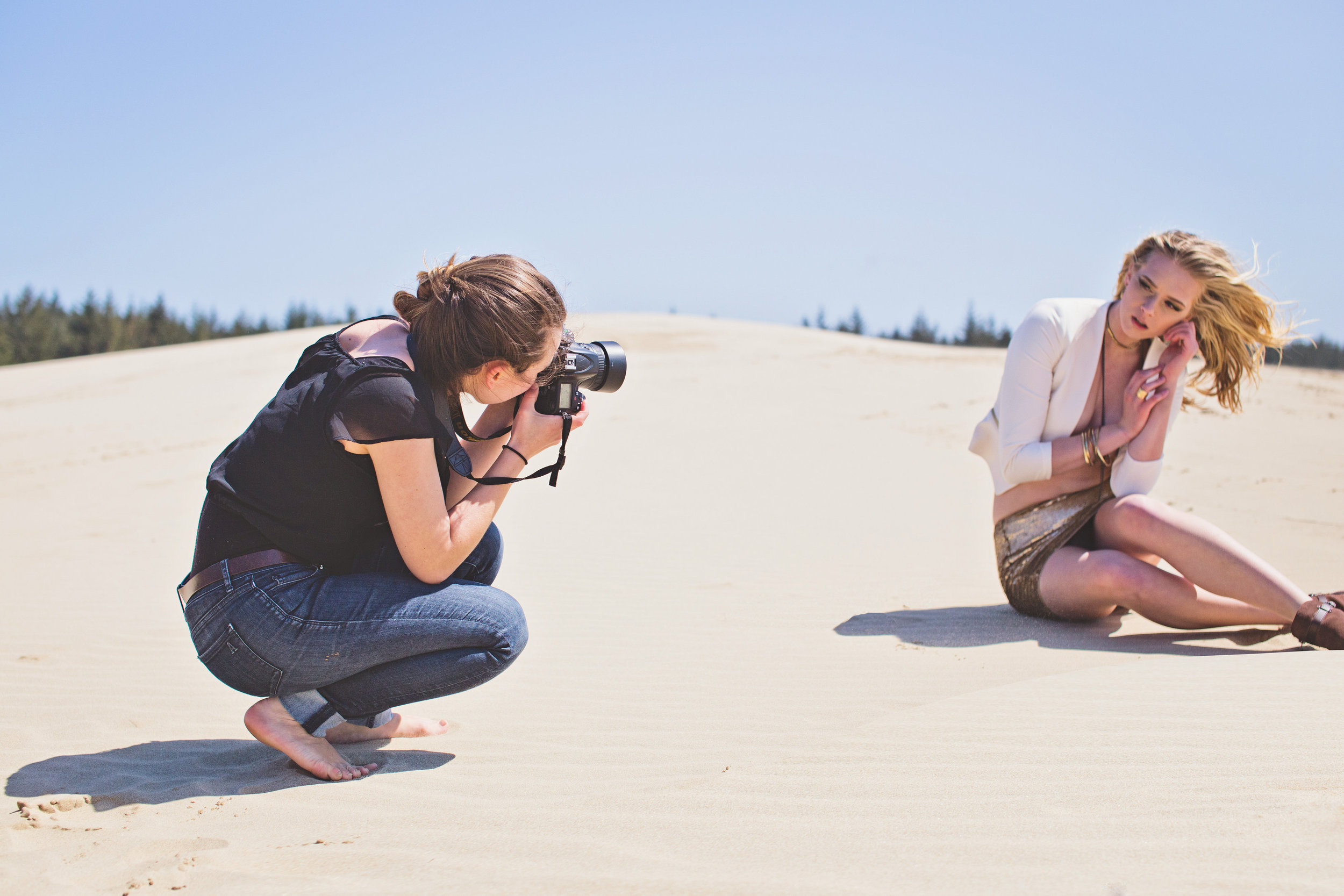 Editorial and commercial photographer in LA