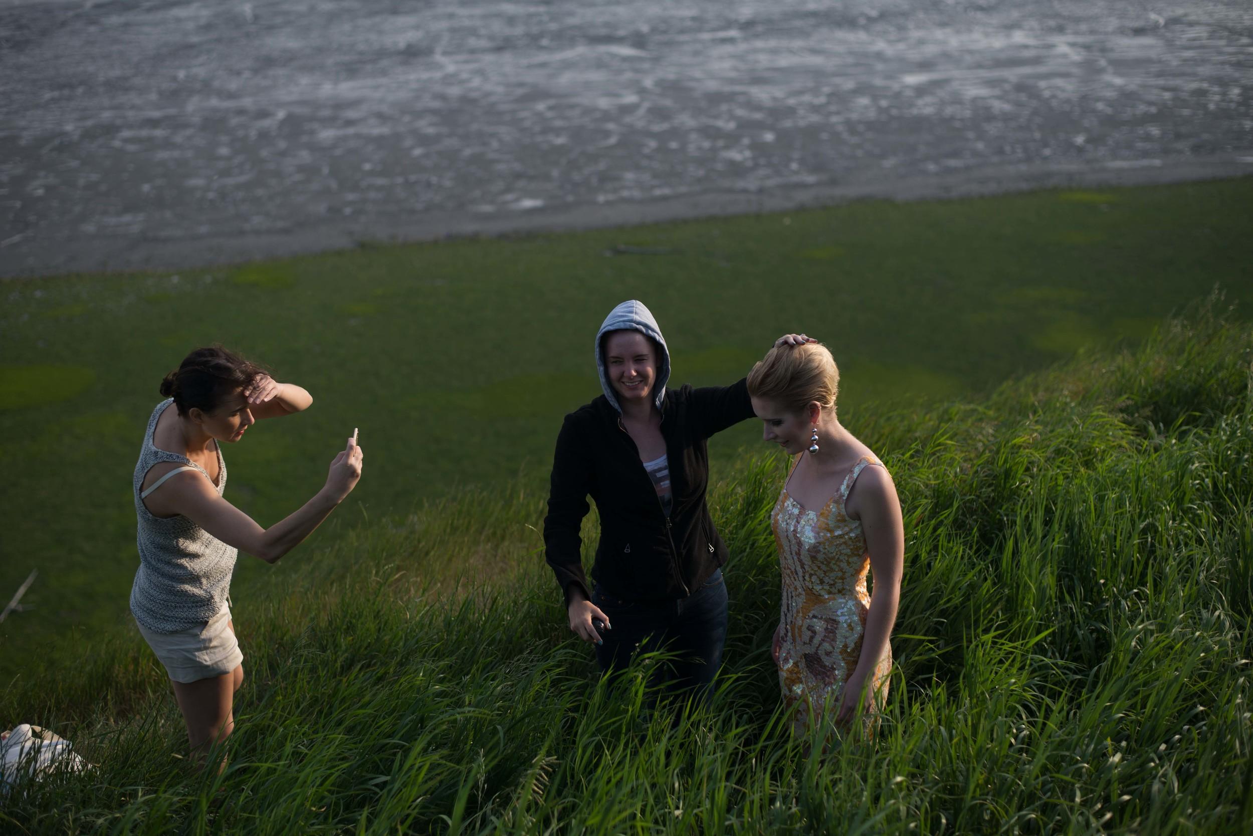 LA fashion photographer born and raised in Alaska