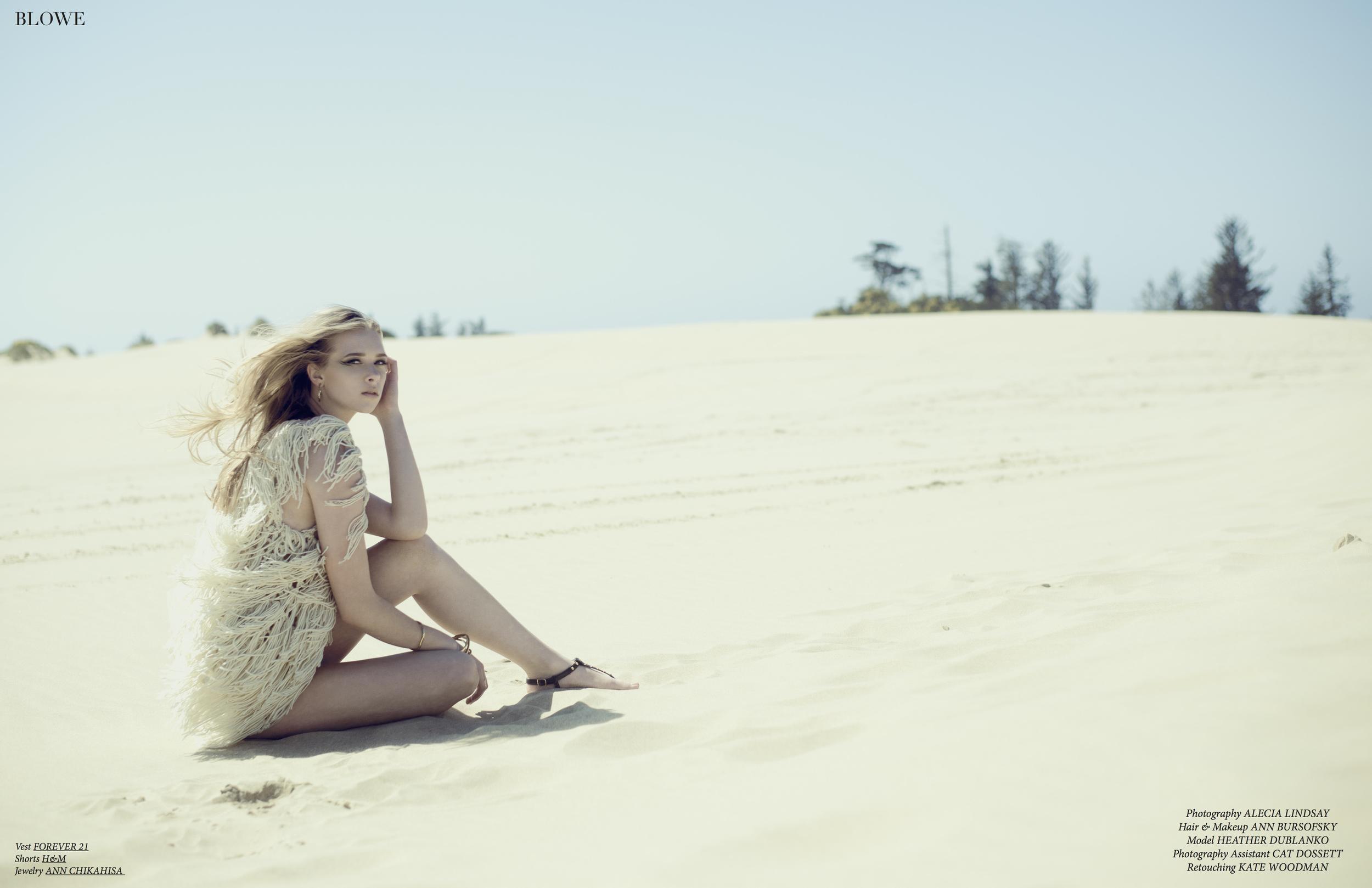 Los Angeles Brand Photographer Alecia Lindsay