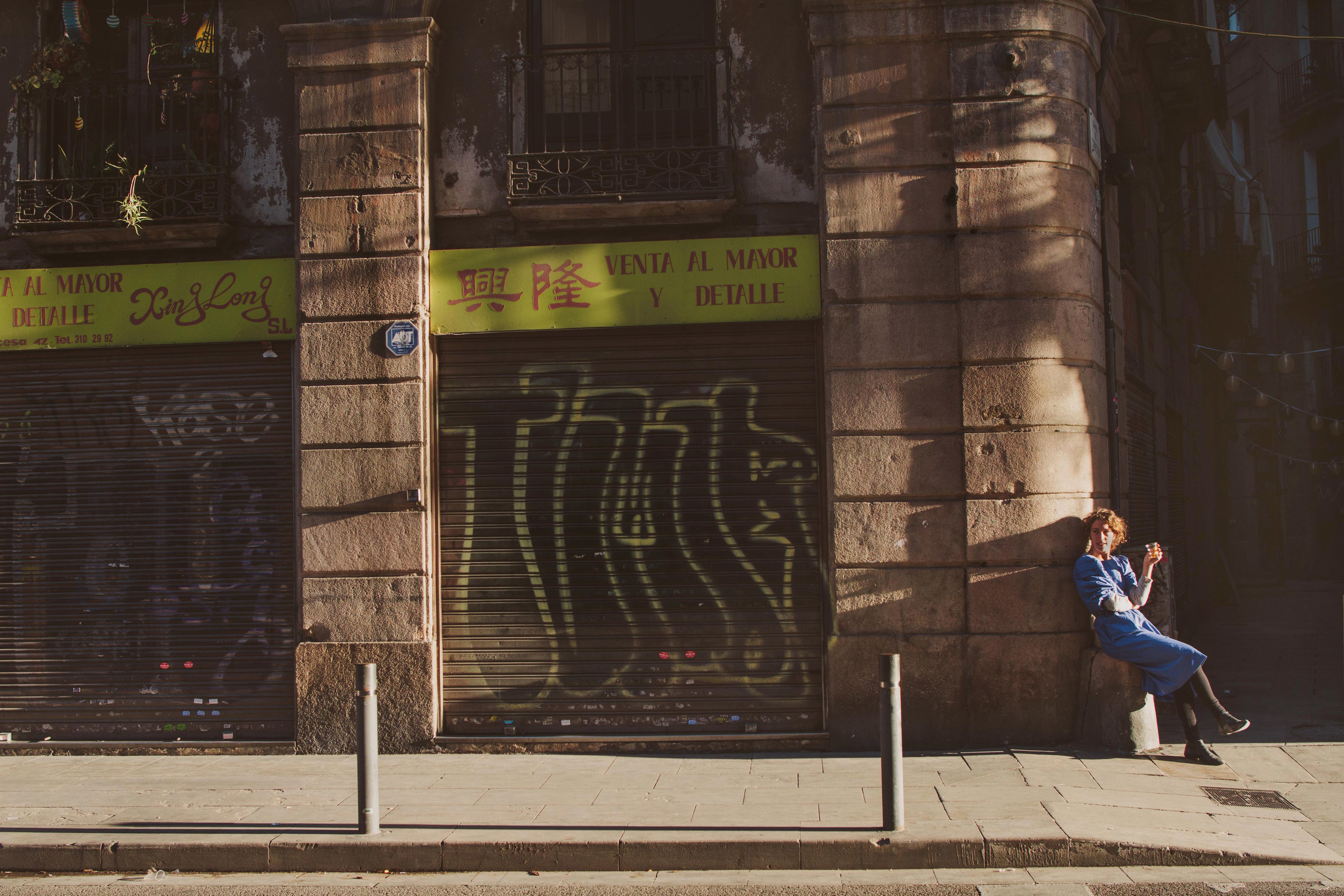 THE ETERNAL CHILD. // SPAIN PART I // WELCOME TO BARCELONA. Photo By Valerie Noell © 2013