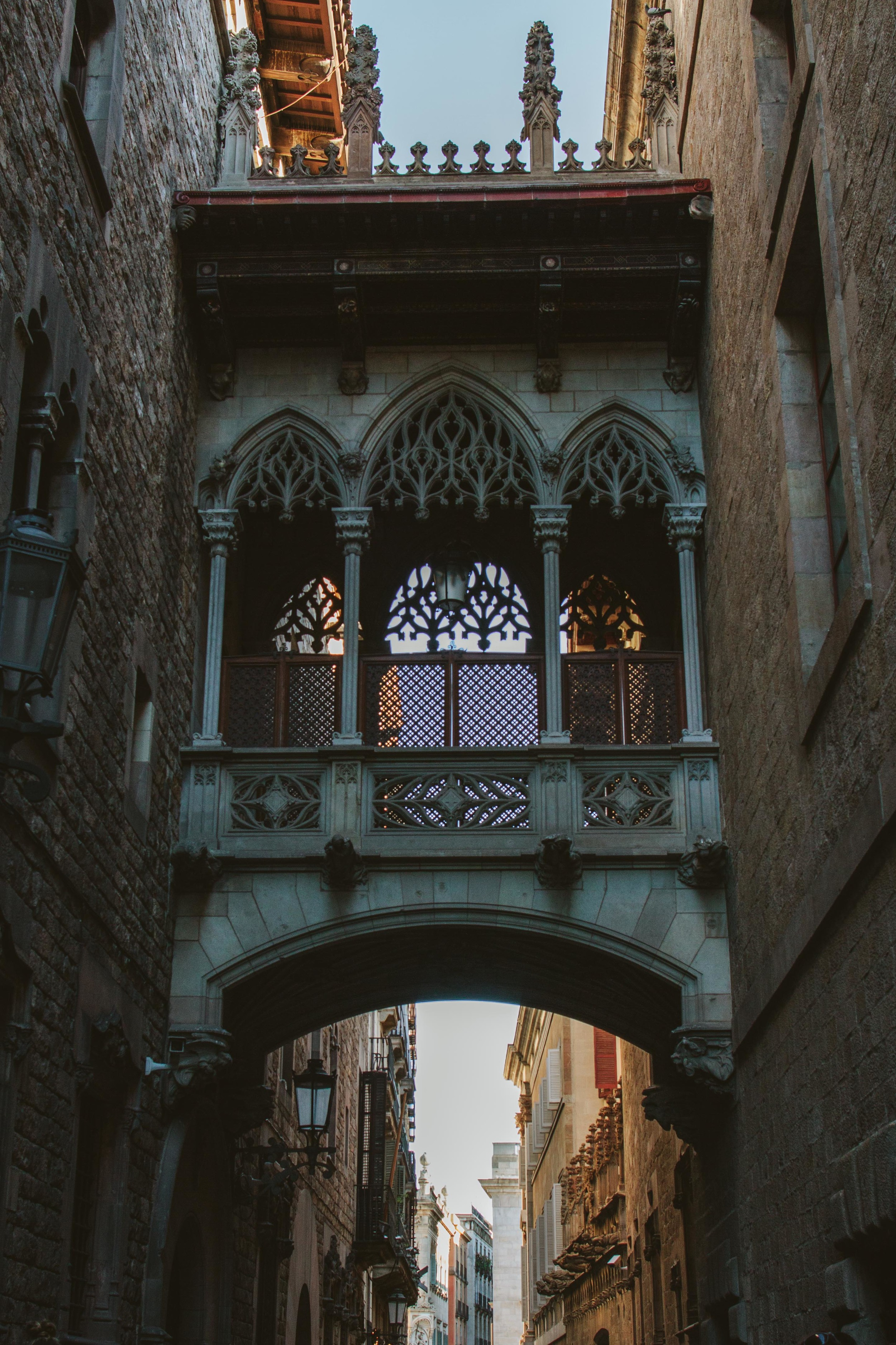 THE ETERNAL CHILD // SPAIN PART II // THE GOTHIC QUARTER Photo By Valerie Noell © 2013