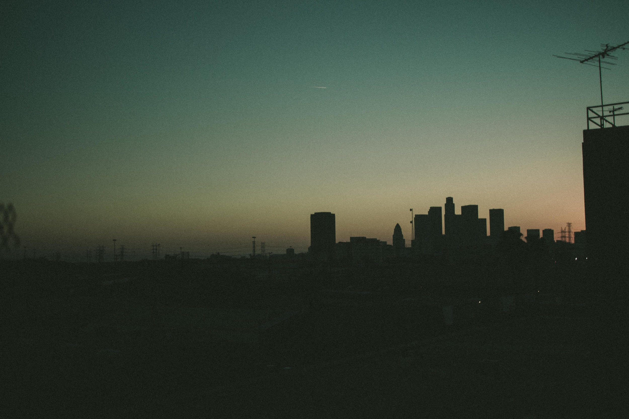 THE ETERNAL CHILD // DOWNTOWN LOS ANGELES @ DUSK