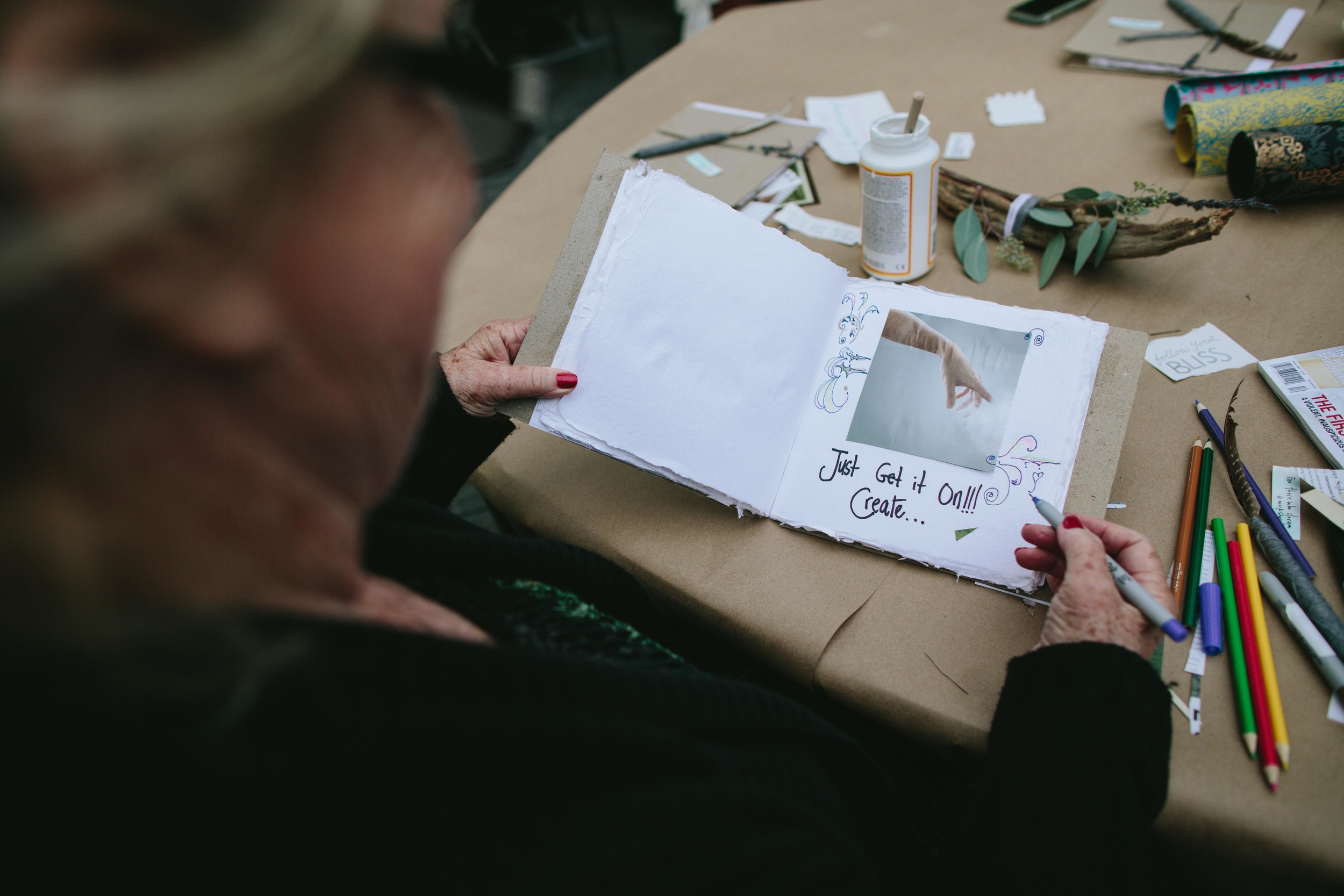 DREAM JOURNAL WORKSHOP // BY THE ETERNAL CHILD & WILDFOLK+CO