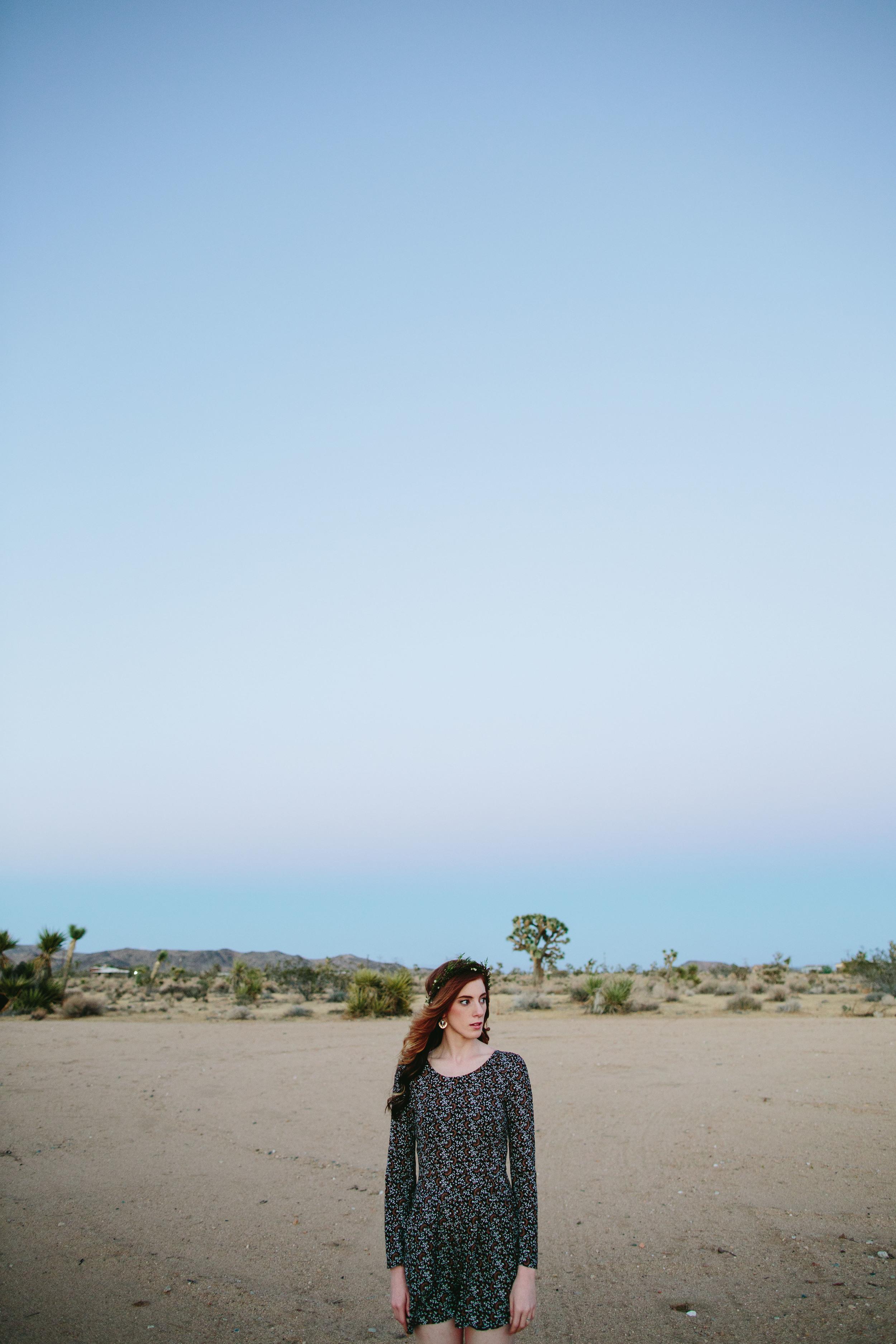 A Desert Gathering // The Eternal Child