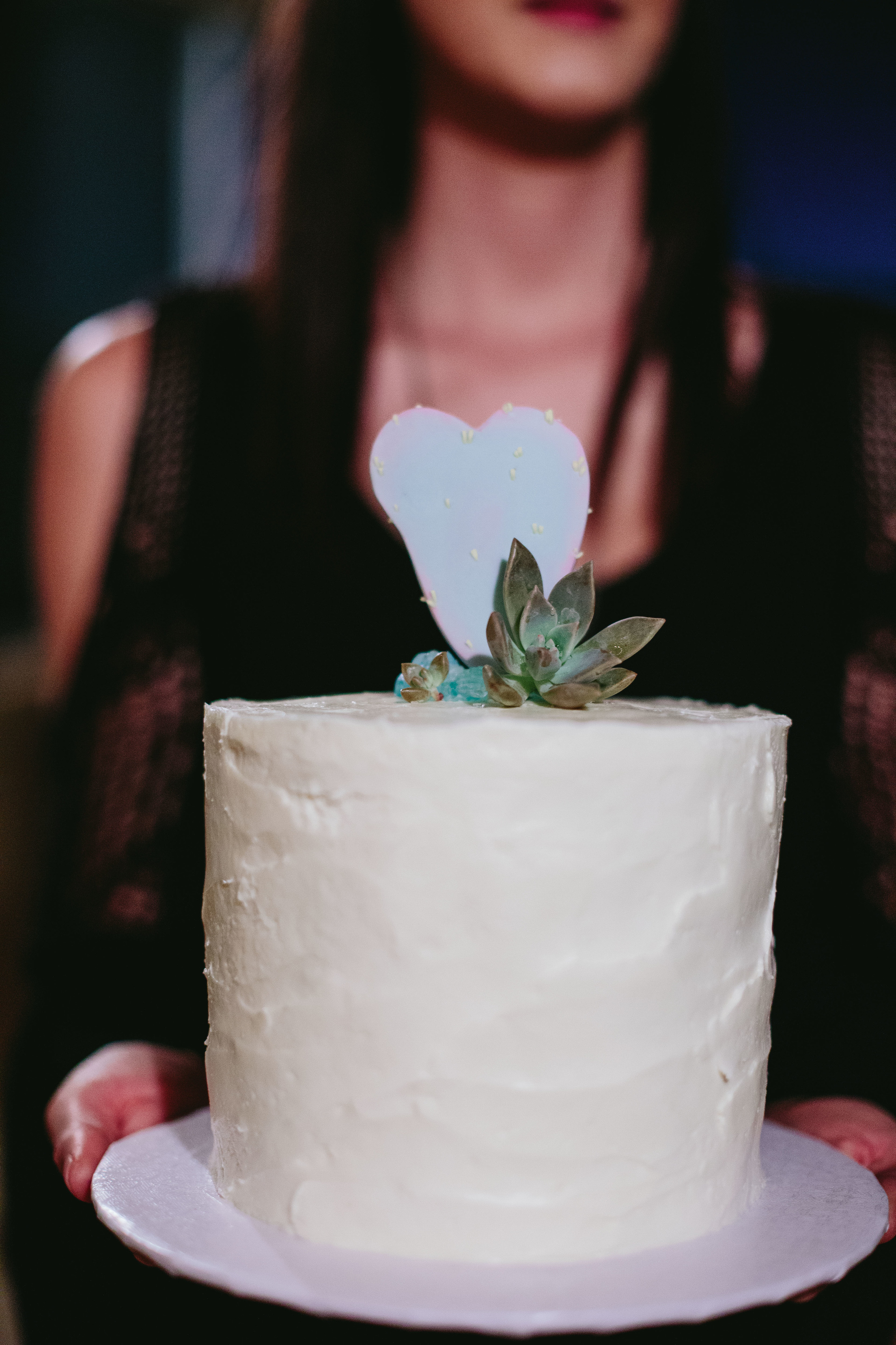 A Desert Gathering // The Eternal Child - Cake by Cakes n Cuddles