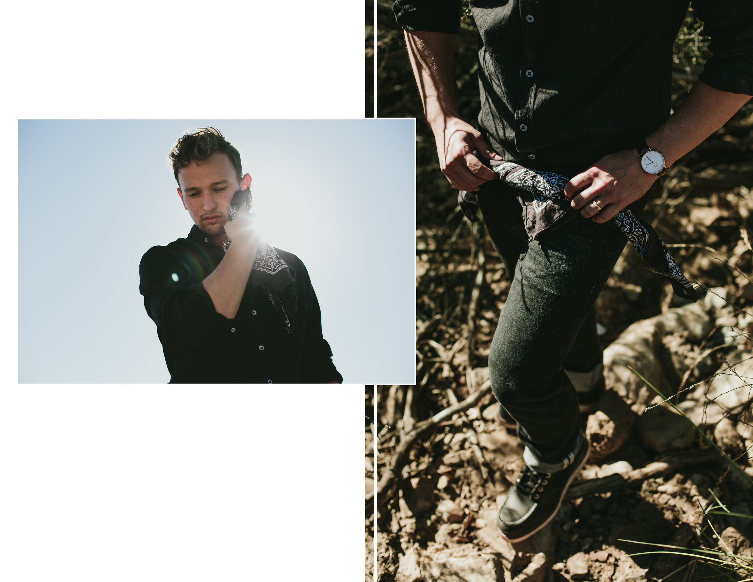 INDUSTRY OF ALL NATIONS +  KENT BOYD // FALL 2015 LOOK BOOK PT. ONE  |  PHOTOGRAPHY BY VALERIE NOELL FOR THE ETERNAL CHILD