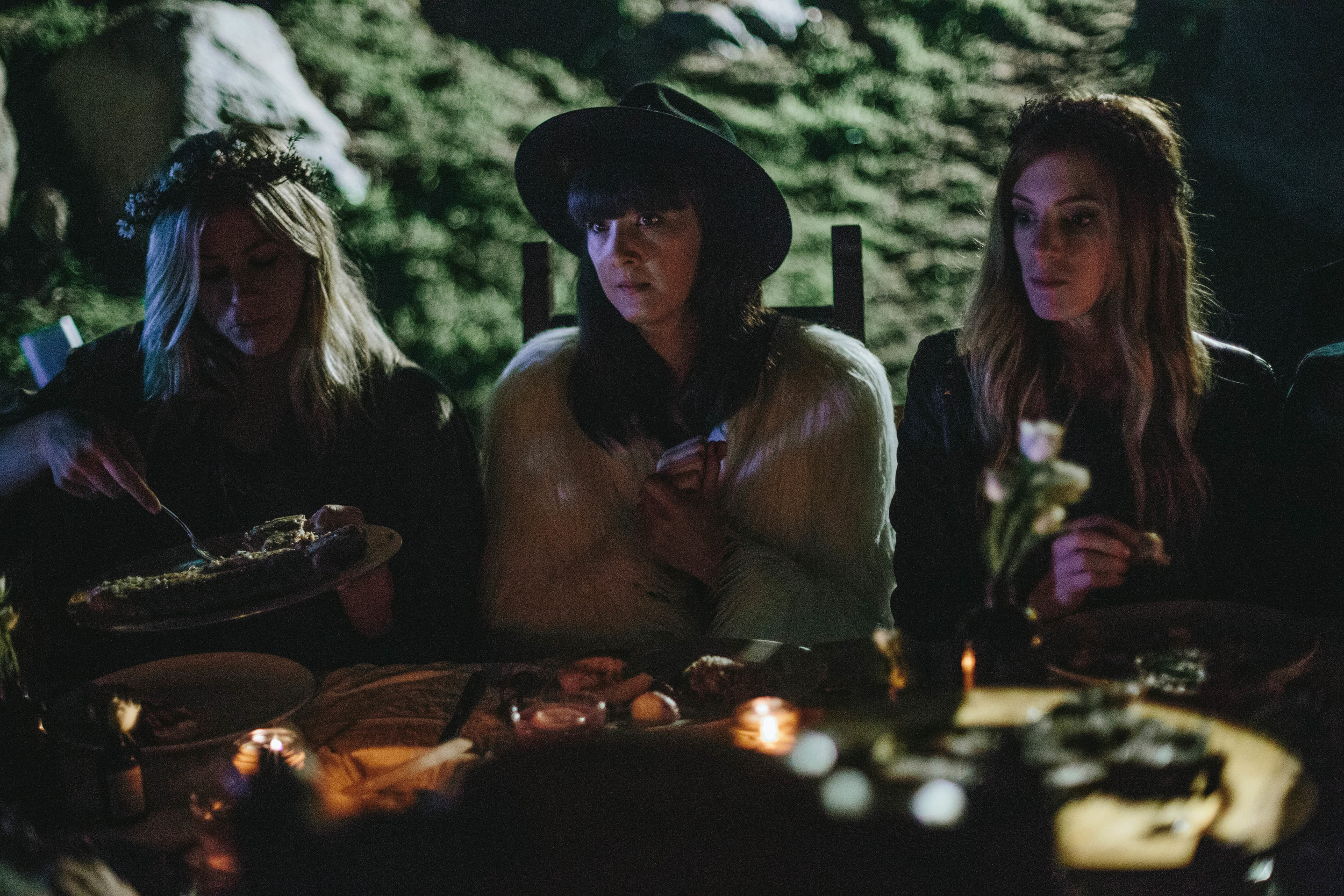 Redwood Ranch Gathering by The Eternal Child //Winter Gathering Creative Directed + Photographed by Valerie Noell