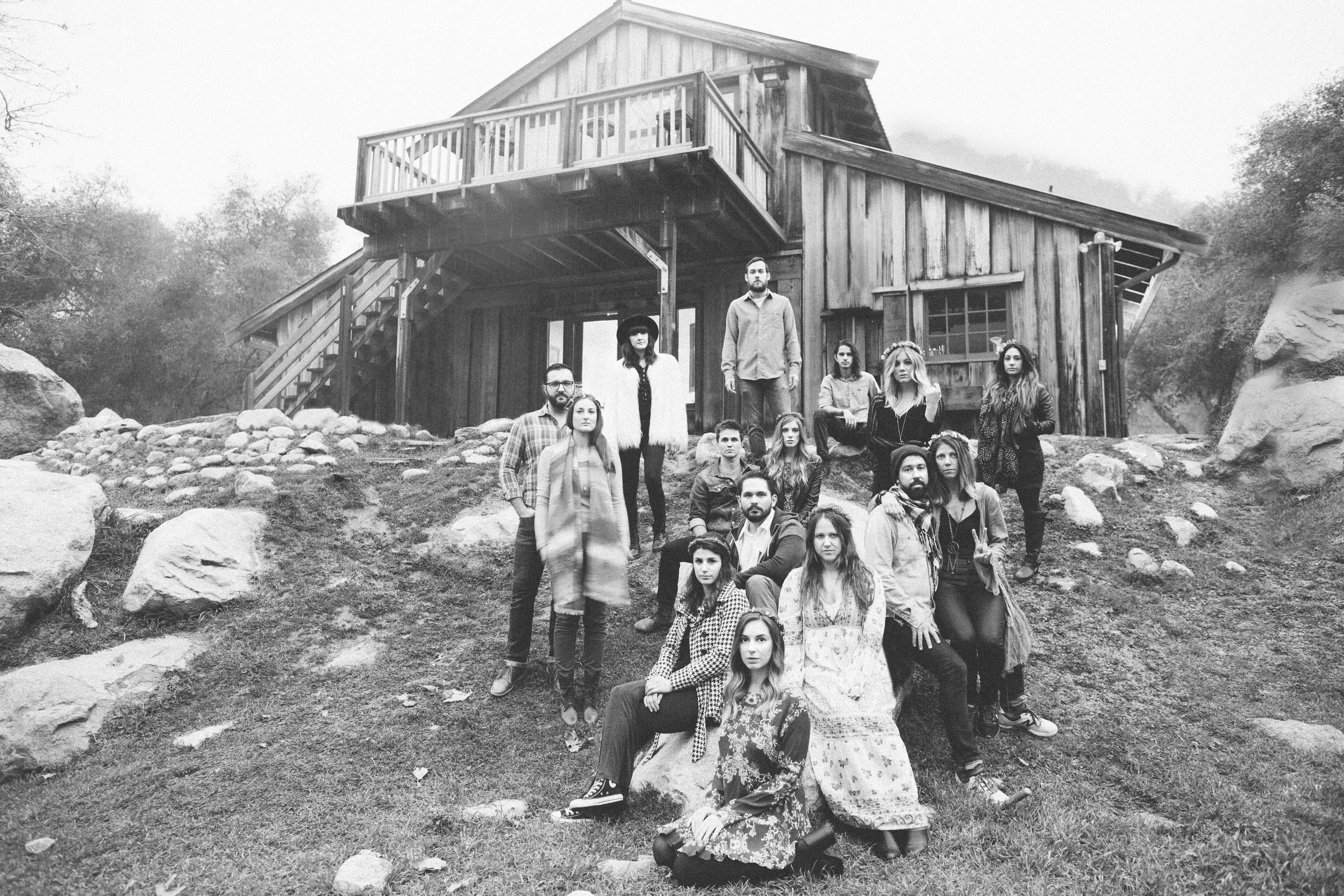 eternal child redwood ranch retreat