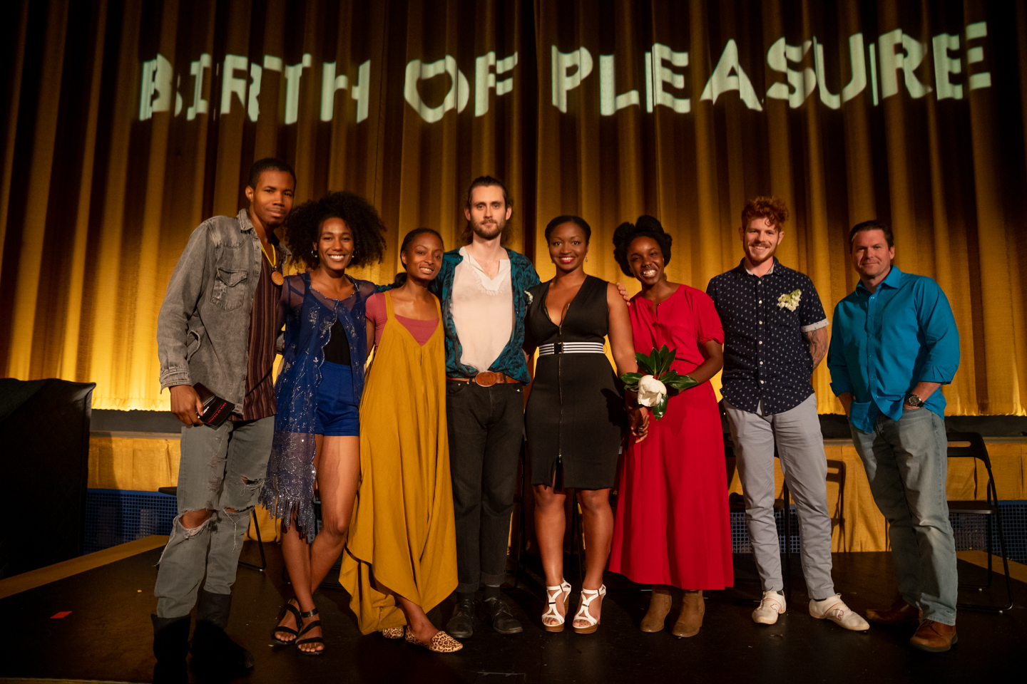 Birth of Pleasure - ATL Premiere