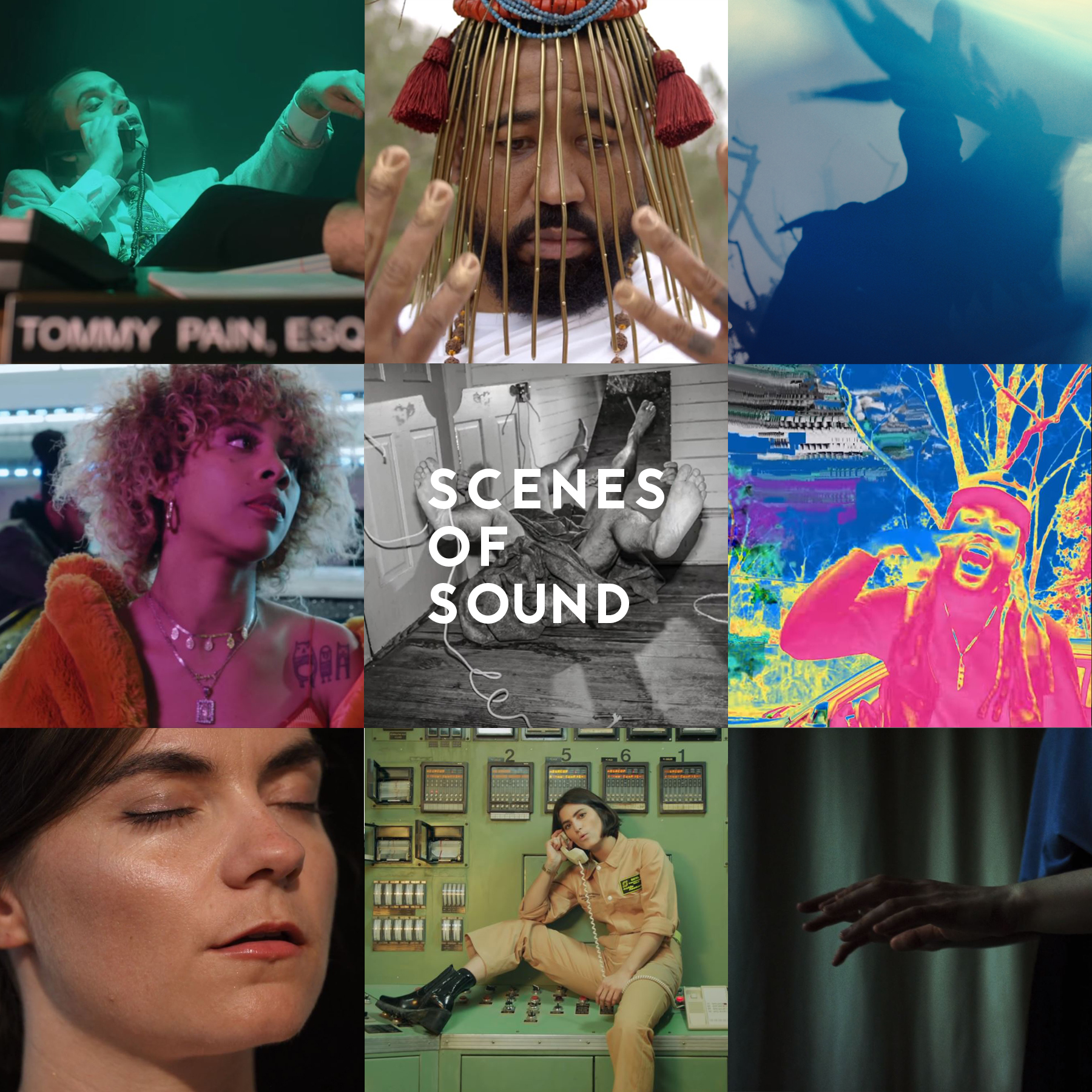 Scenes of Sound - July 14, 2019